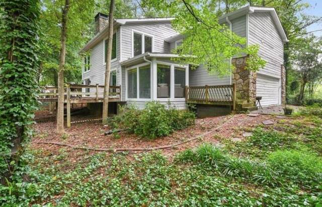 1012 Lake Charles Drive, Roswell, GA 30075 (MLS #6747365) :: The Heyl Group at Keller Williams