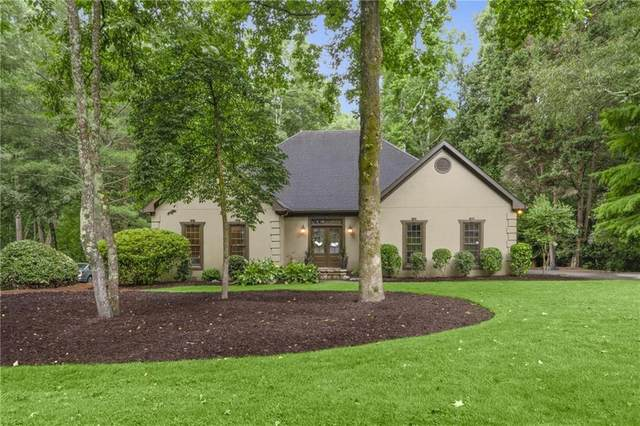 3315 Waters Mill Drive, Alpharetta, GA 30022 (MLS #6747369) :: North Atlanta Home Team