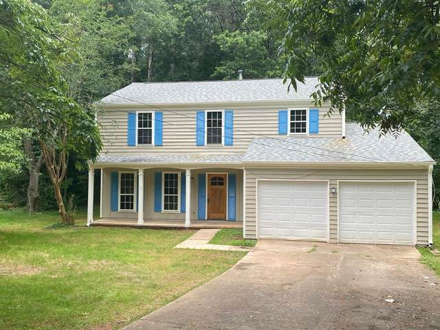 4550 Osage Court, Pine Lake, GA 30083 (MLS #6747374) :: The Zac Team @ RE/MAX Metro Atlanta