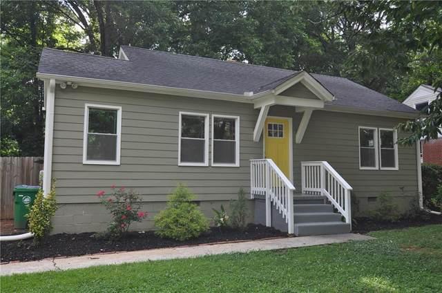 607 Quillian Avenue, Decatur, GA 30032 (MLS #6747381) :: The Heyl Group at Keller Williams