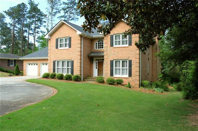 508 Walton Street, Monroe, GA 30655 (MLS #6747386) :: Charlie Ballard Real Estate