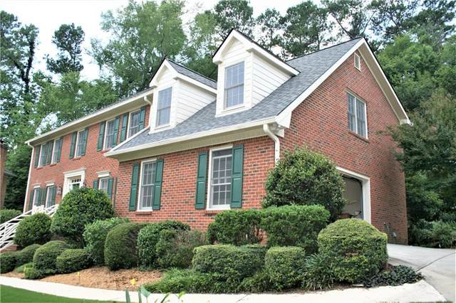5991 Neely Court, Peachtree Corners, GA 30092 (MLS #6747422) :: Scott Fine Homes at Keller Williams First Atlanta