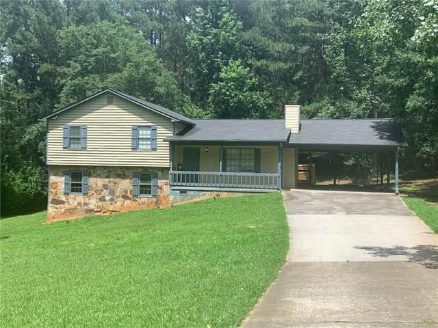 2250 Azalea Drive, Loganville, GA 30052 (MLS #6747431) :: Charlie Ballard Real Estate