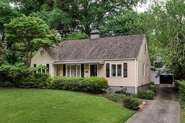 156 Garden Lane, Decatur, GA 30030 (MLS #6747440) :: Keller Williams Realty Cityside