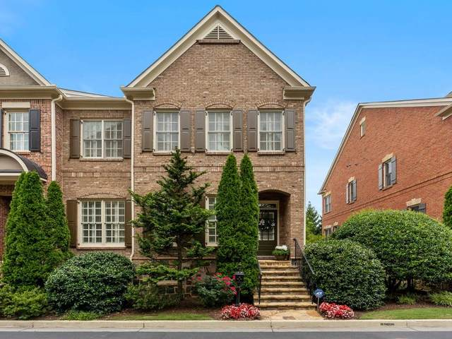 608 Parkside Village Way NW, Marietta, GA 30060 (MLS #6747441) :: The Heyl Group at Keller Williams