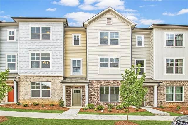 1630 Venture Point Way #43, Decatur, GA 30032 (MLS #6747442) :: BHGRE Metro Brokers