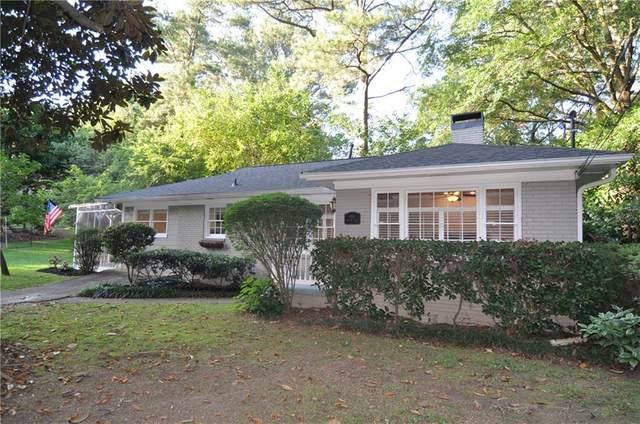 404 Willow Lane, Decatur, GA 30030 (MLS #6747446) :: Good Living Real Estate