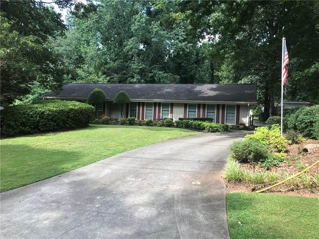 525 Bruce Way SW, Lilburn, GA 30047 (MLS #6747451) :: North Atlanta Home Team