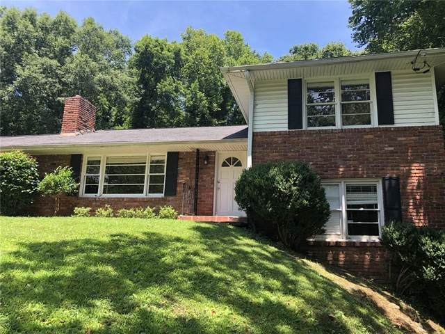 390 Windsor Parkway, Sandy Springs, GA 30342 (MLS #6747457) :: Scott Fine Homes at Keller Williams First Atlanta