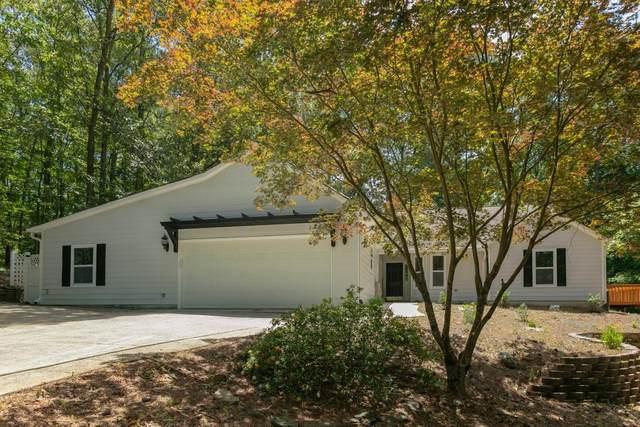1302 Bass Drive, Woodstock, GA 30189 (MLS #6747475) :: RE/MAX Paramount Properties