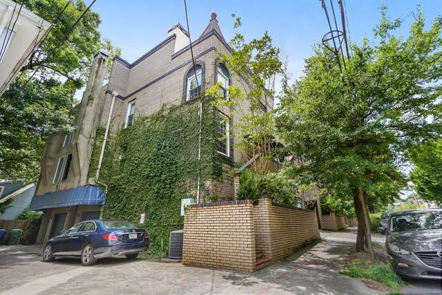 201 5th Street NE B, Atlanta, GA 30308 (MLS #6747481) :: The Heyl Group at Keller Williams