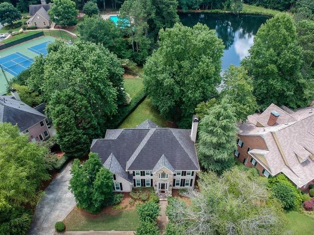 691 Hardage Farm Drive NW, Marietta, GA 30064 (MLS #6747497) :: North Atlanta Home Team