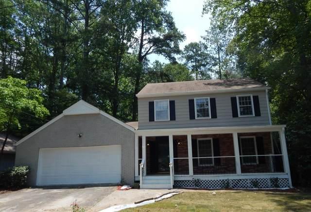 6202 SE Cherry Valley Drive SE, Covington, GA 30014 (MLS #6747499) :: North Atlanta Home Team
