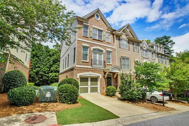5279 Kershaw Court, Atlanta, GA 30339 (MLS #6747514) :: The Heyl Group at Keller Williams
