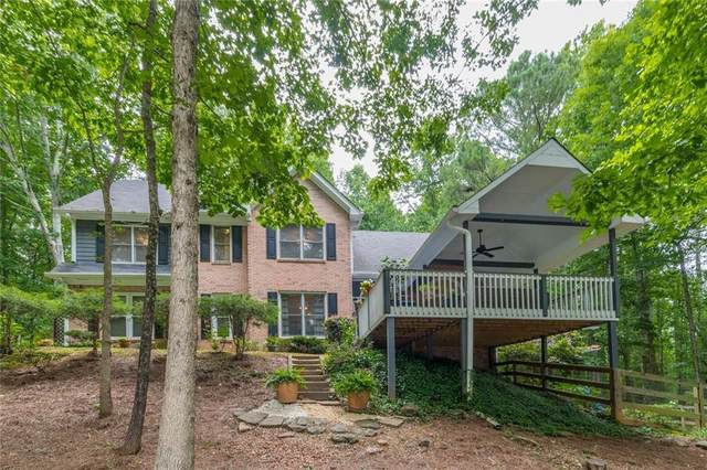 200 Roxbury Circle, Alpharetta, GA 30004 (MLS #6747515) :: MyKB Homes