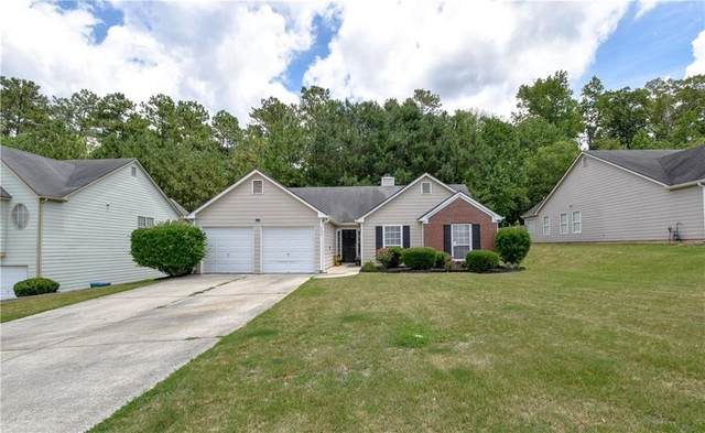 6035 Water Oaks Drive, Austell, GA 30106 (MLS #6747519) :: The Heyl Group at Keller Williams