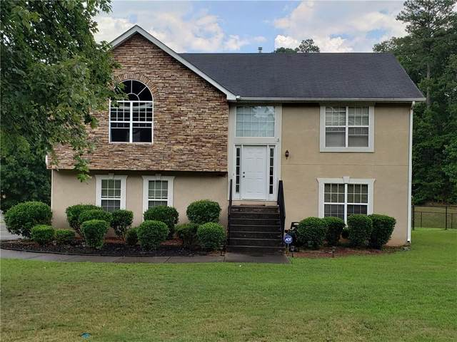 5360 Granite Court, Stone Mountain, GA 30088 (MLS #6747537) :: The Zac Team @ RE/MAX Metro Atlanta