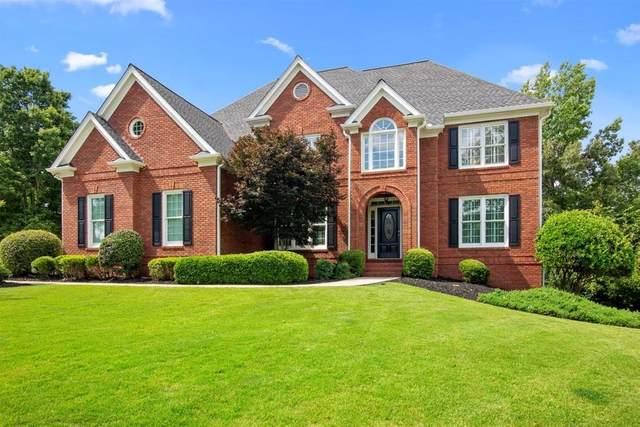 407 Dogwood Way, Canton, GA 30114 (MLS #6747545) :: Kennesaw Life Real Estate