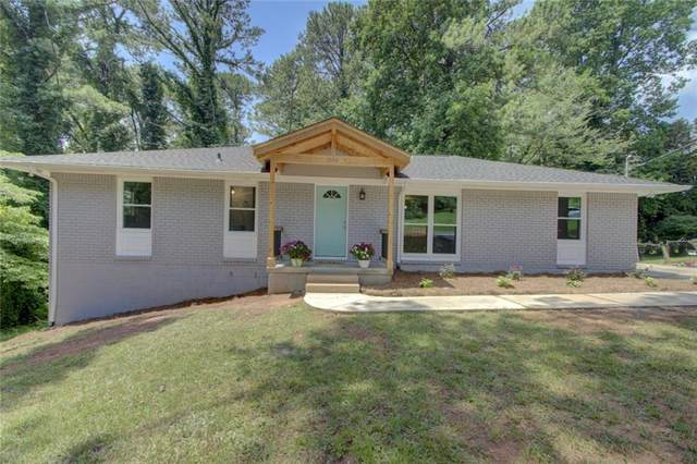 985 Frontier Trail SW, Marietta, GA 30060 (MLS #6747553) :: The Heyl Group at Keller Williams