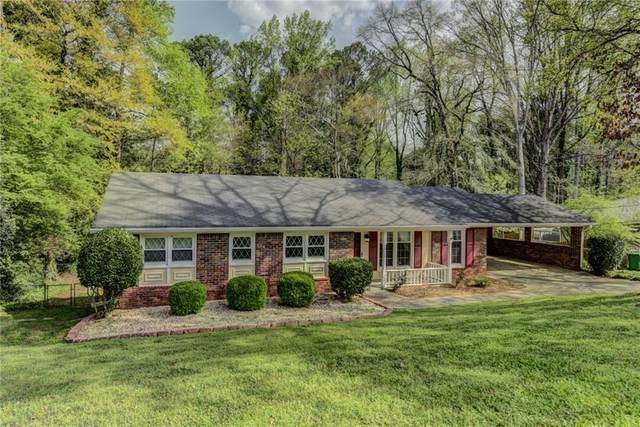 4232 Smithsonia Drive, Tucker, GA 30084 (MLS #6747557) :: The Heyl Group at Keller Williams