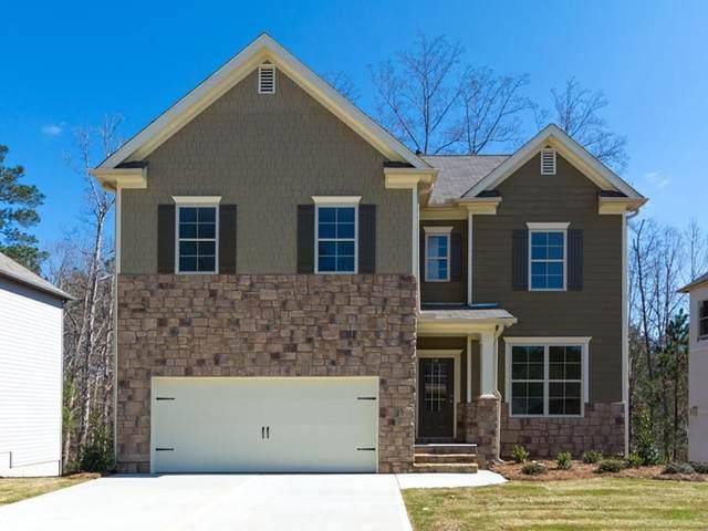 341 Silverwood Drive, Dallas, GA 30157 (MLS #6747561) :: The Butler/Swayne Team