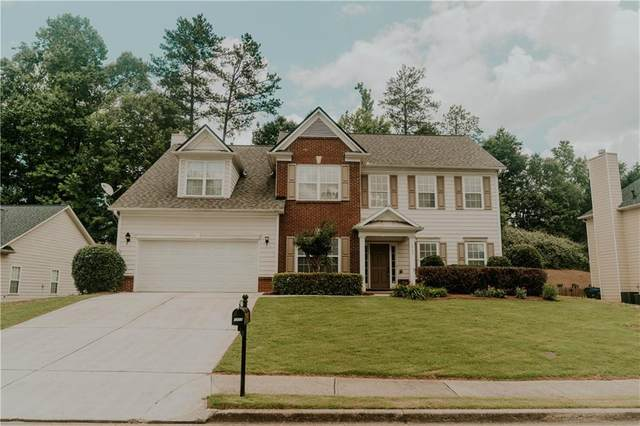 1717 Hampton Woods Way, Lawrenceville, GA 30043 (MLS #6747567) :: The Zac Team @ RE/MAX Metro Atlanta