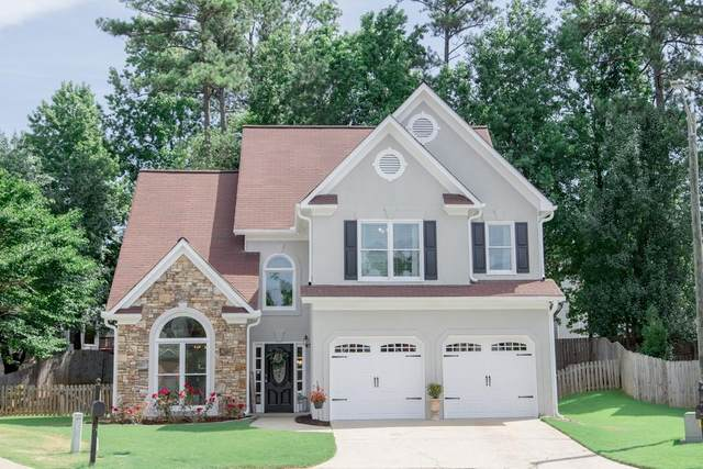 1049 Swaying Pines Trace, Marietta, GA 30066 (MLS #6747571) :: The Heyl Group at Keller Williams