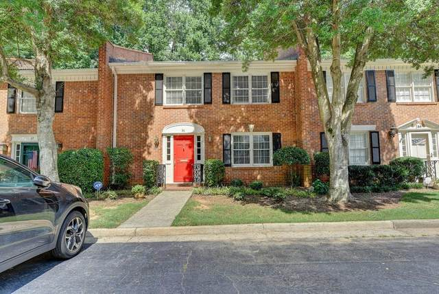 4101 Dunwoody Club Drive #36, Atlanta, GA 30350 (MLS #6747576) :: The Heyl Group at Keller Williams
