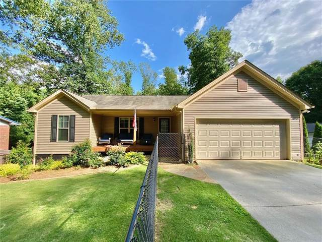 99 Cane Creek Valley Road, Dahlonega, GA 30533 (MLS #6747582) :: The North Georgia Group