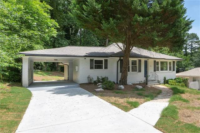 1988 Glendale Drive, Decatur, GA 30032 (MLS #6747587) :: North Atlanta Home Team