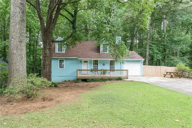 511 Valley Creek Road SW, Mableton, GA 30126 (MLS #6747588) :: Keller Williams Realty Cityside