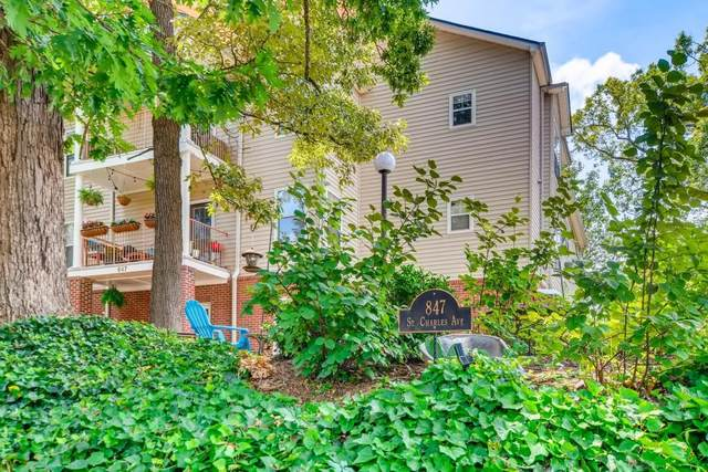 847 Saint Charles Avenue NE #9, Atlanta, GA 30306 (MLS #6747596) :: The Heyl Group at Keller Williams