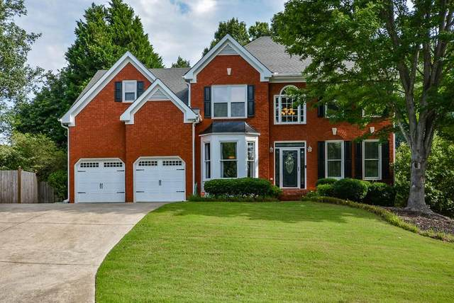 1040 Alyssum Drive NW, Acworth, GA 30102 (MLS #6747598) :: Charlie Ballard Real Estate
