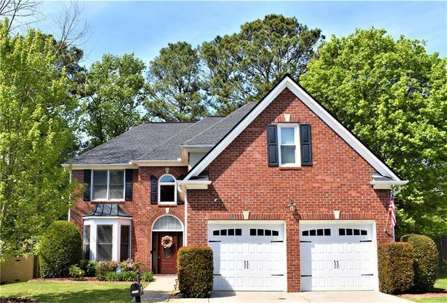 2500 Madison Commons, Dunwoody, GA 30360 (MLS #6747601) :: The Heyl Group at Keller Williams