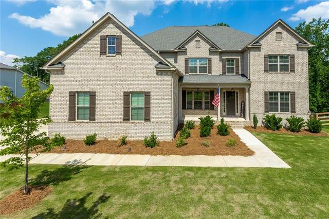 111 Carmichael Drive, Canton, GA 30115 (MLS #6747606) :: Path & Post Real Estate