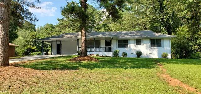 3541 Stardust Circle, Decatur, GA 30034 (MLS #6747616) :: Good Living Real Estate