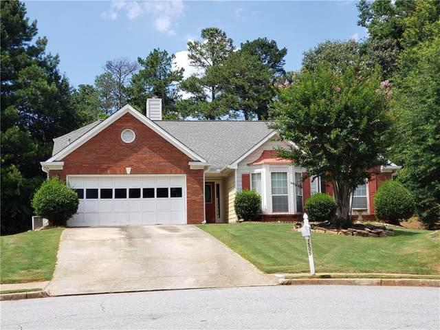 1505 Arbour Glenn Drive, Lawrenceville, GA 30043 (MLS #6747622) :: The Hinsons - Mike Hinson & Harriet Hinson