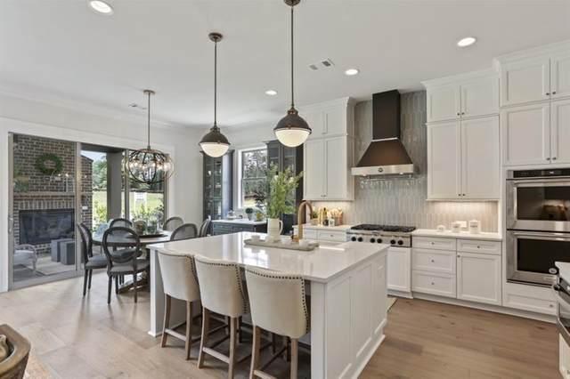 4141 Avid Park NE #18, Marietta, GA 30062 (MLS #6747647) :: Kennesaw Life Real Estate