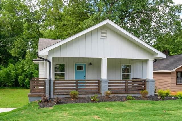 1816 Lyle Avenue, College Park, GA 30337 (MLS #6747650) :: KELLY+CO