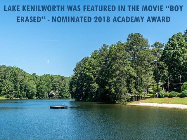 734 Kenilworth Circle, Stone Mountain, GA 30083 (MLS #6747671) :: Keller Williams
