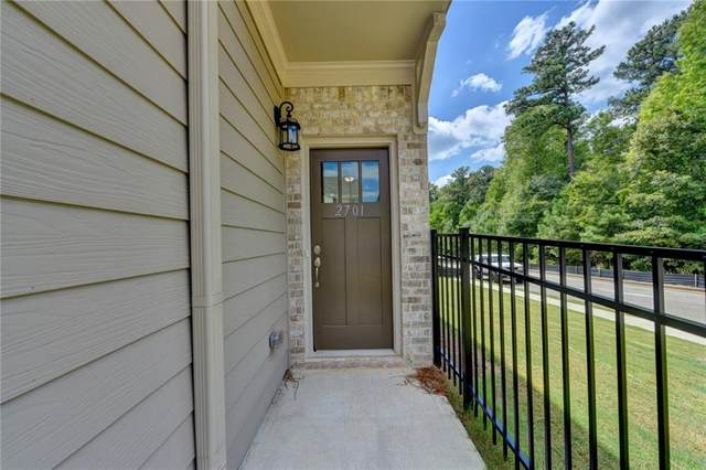 5316 Brooklands Drive, Stonecrest, GA 30058 (MLS #6747675) :: BHGRE Metro Brokers