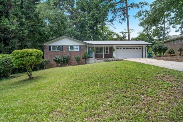 177 Forest Glen Circle, Avondale Estates, GA 30002 (MLS #6747688) :: The Hinsons - Mike Hinson & Harriet Hinson