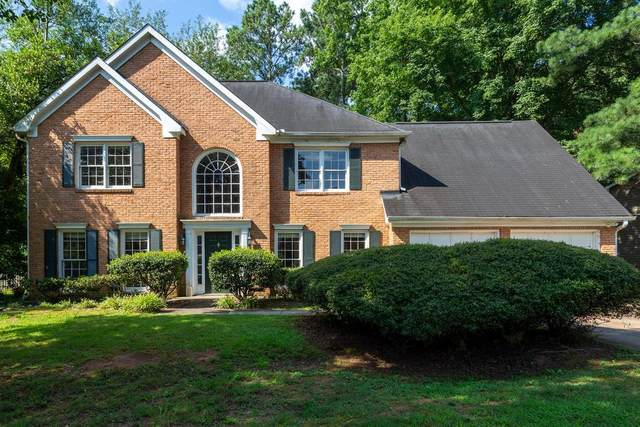1493 Fenwick Drive SW, Marietta, GA 30064 (MLS #6747690) :: Good Living Real Estate