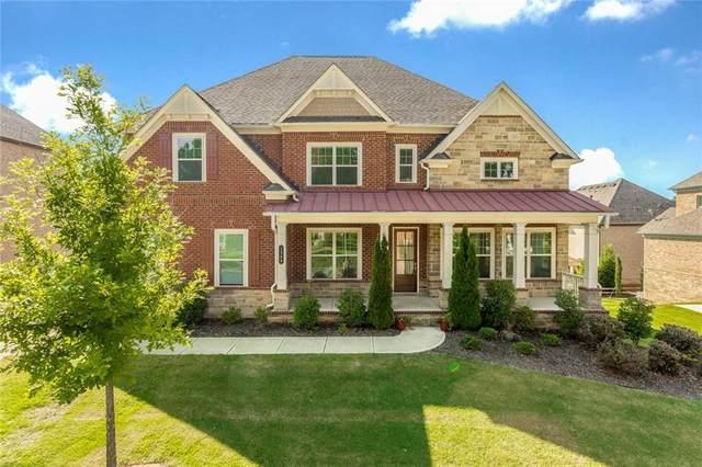 1266 Smithwell Point NW, Kennesaw, GA 30152 (MLS #6747712) :: Kennesaw Life Real Estate