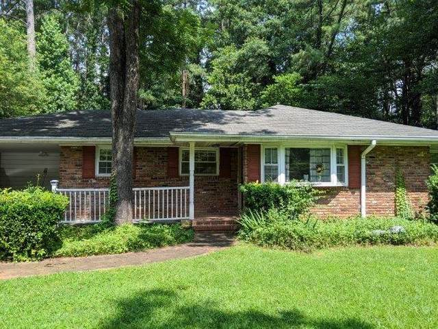 2882 Hollywood Drive, Decatur, GA 30033 (MLS #6747724) :: Good Living Real Estate