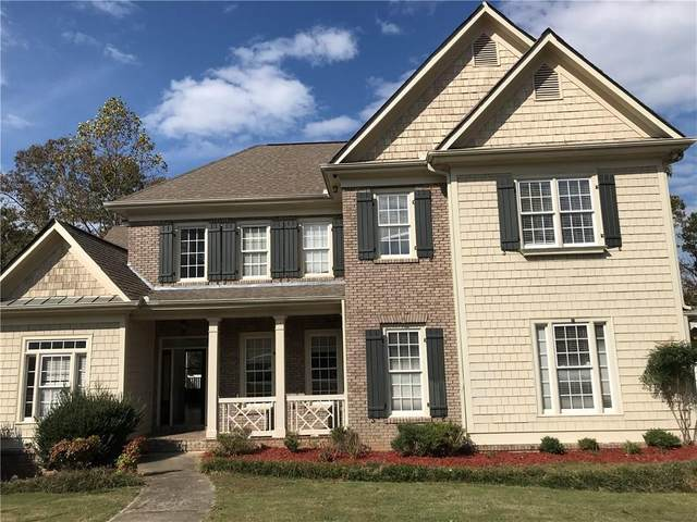 5531 Bent Grass Way, Douglasville, GA 30135 (MLS #6747735) :: Keller Williams