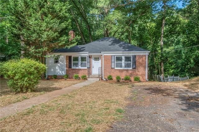 248 Whitaker Circle NW, Atlanta, GA 30314 (MLS #6747740) :: The Heyl Group at Keller Williams