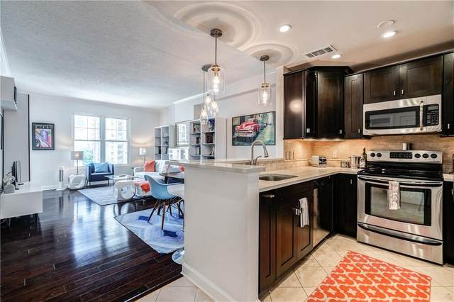 1101 Juniper Street NE #1012, Atlanta, GA 30309 (MLS #6747744) :: The Zac Team @ RE/MAX Metro Atlanta