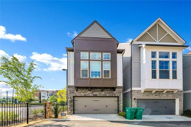 1001 Kirkland Circle, Smyrna, GA 30080 (MLS #6747759) :: Path & Post Real Estate