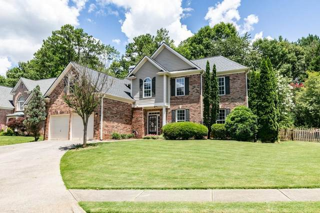 300 Tall Oaks Court, Canton, GA 30114 (MLS #6747781) :: HergGroup Atlanta